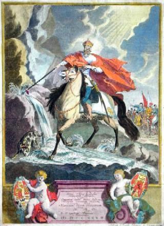 Divo Regi Ladislao Hungariae Moysi, Cuius Imperium: Schmutzer A. J.