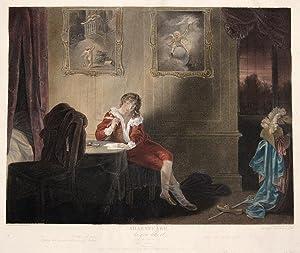 Shakspeare. As you like it Act II.: Thew R. Wales