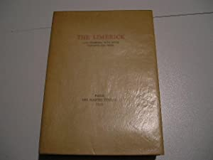 The Limerick. 1700 Examples with Notes, Variants: ANONYMUS
