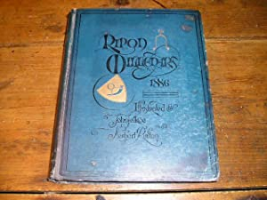 Ripon Millenary 1886. A Record of the: HARRISON, W.: