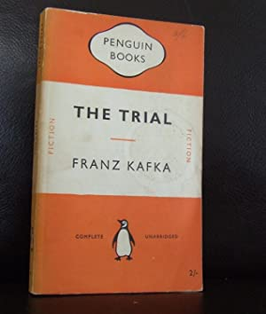 the effects of guilt in franz kafkas the trial Editorial reviews we are not too far wrong to see in karl rossmann the explorer who maps the internal territory for the later kafka hero joseph k of the trialit is a natural segue, after all, from the youth who lives to placate to the adult with the inescapable sense of guilt.