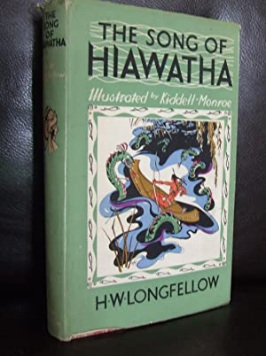 The Song of Hiawatha (Tne Illustrated Children's: H W Longfellow