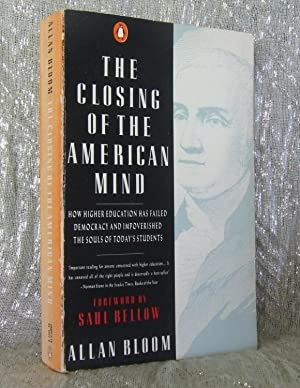 The Closing of the American Mind (Introduction)