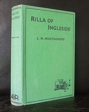 Rilla of Ingleside: L M Montgomery