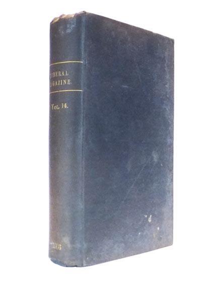 The Liberal Magazine vol. 14. A Periodical: CHURCHILL, [Sir] Winston
