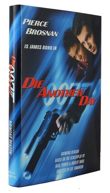 Die Another Day BENSON, Raymond Hardcover