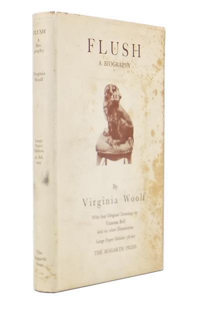 Flush. A Biography: WOOLF, Virginia (1882-1941)
