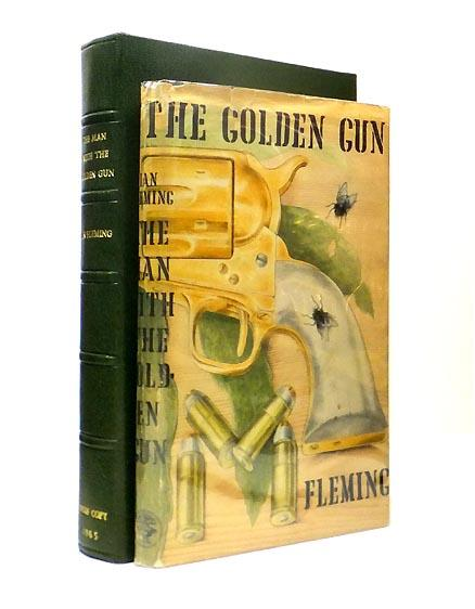 The Man With the Golden Gun (a James Bond novel): FLEMING, Ian Lancaster, (1908-1964)