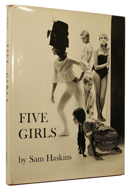 Five Girls HASKINS, Sam (1926-2009) Hardcover