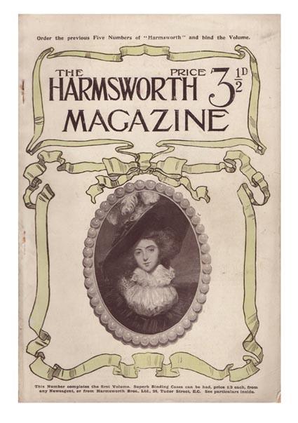Man Overboard [in The Harmsworth Magazine no.6: CHURCHILL, [Sir] Winston
