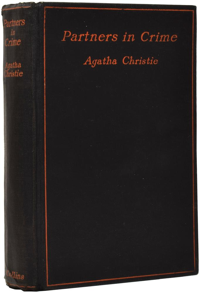 Partners in Crime CHRISTIE, [Dame] Agatha (1890-1976)