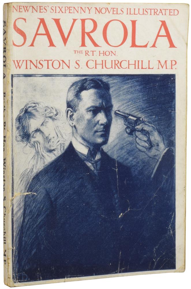 Savrola: CHURCHILL, [Sir] Winston