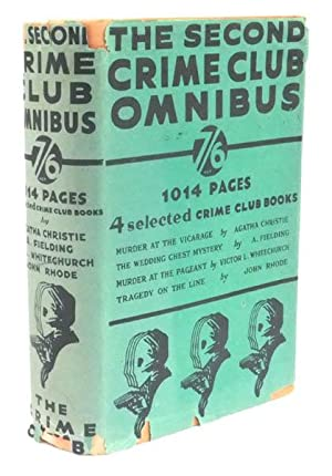 The Second Crime Club Omnibus: Murder at the Vicarage, The Wedding Chest Mystery, Murder At The P...
