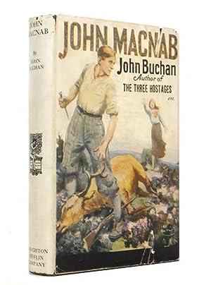 John MacNab: BUCHAN, John.