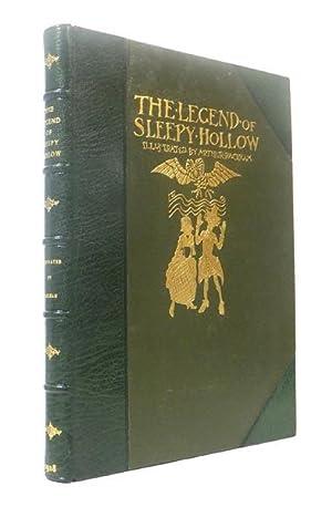 The Legend of Sleepy Hollow: RACKHAM, Arthur) IRVING, Washington