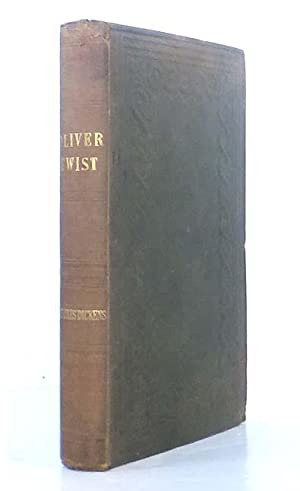 The Adventures of Oliver Twist; or, The: DICKENS, Charles (1812-1870)
