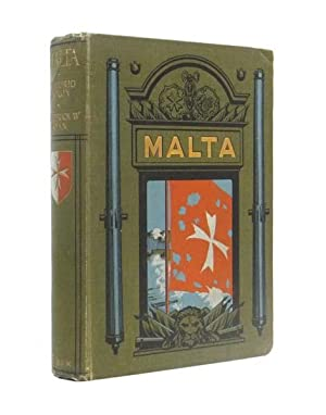 Malta. Painted by Vittorio Boron. Described by: RYAN, Frederick W.
