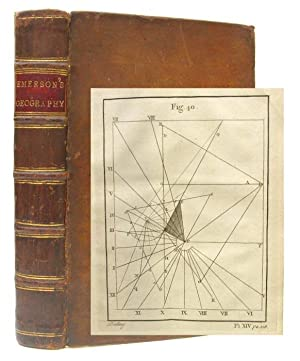 The Mathematical Principles of Geography. Together with: Dialling, or the Art of drawing Dials on ...