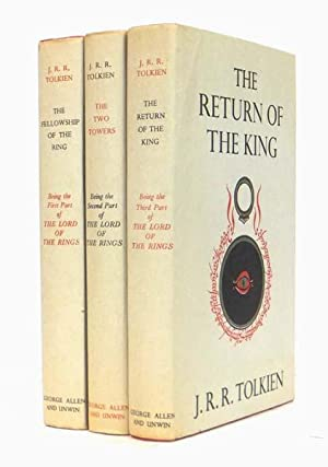 The Lord of the Rings. Being: The: TOLKIEN, J.R.R. (1892-1973).