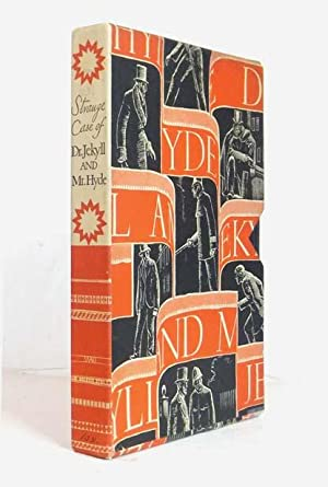 The Strange Case of Dr. Jekyll and Mr. Hyde. Illustrated by W.A. Dwiggins: STEVENSON, Robert Louis ...