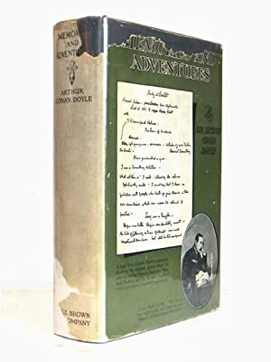 Memories and Adventures [With a Sherlock Holmes: DOYLE, [Sir] Arthur