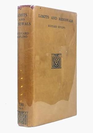 Limits and Renewals.: KIPLING, [Joseph] Rudyard