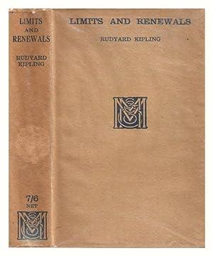 Limits and Renewals.: KIPLING, Rudyard.