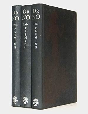 Dr. No [three copies in varying bindings]: FLEMING, Ian Lancaster