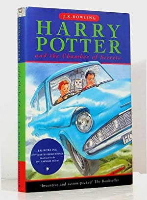 First harry potter book published