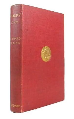 Stalky & Co.: KIPLING, [Joseph] Rudyard