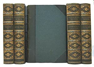 The Works of Charles Dickens. Including: The: DICKENS, Charles [PHIZ,