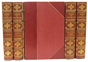 The Writings of H.W. Longfellow. The works: LONGFELLOW, Henry Wadsworth