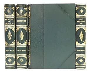 The Complete Works of Oscar Wilde. Consists: WILDE, Oscar (1854-1900)