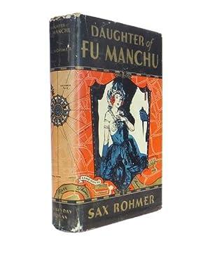 Daughter of Fu Manchu: ROHMER, Sax [pseudonym