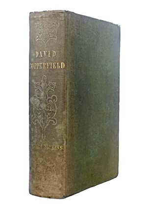 The Personal History of David Copperfield. With: DICKENS, Charles (1812-1870).