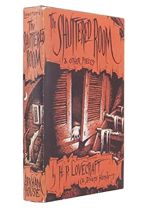 The Shuttered Room and Other Pieces.: LOVECRAFT, H.P. (1890-1937).