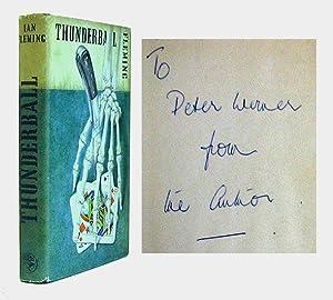 Thunderball: FLEMING, Ian Lancaster,