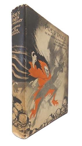 Tales of Mystery and Imagination, Edgar Allan: RACKHAM] POE, Edgar