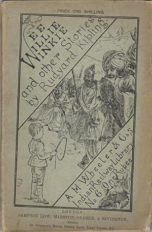 Wee Willie Winkie [Indian Railway Library Series]: KIPLING, [Joseph] Rudyard
