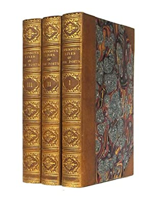 The Lives of the most Eminent English: JOHNSON, Samuel (1709-1784)