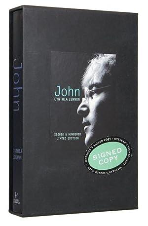 John.: LENNON, Cynthia (1939-2015)