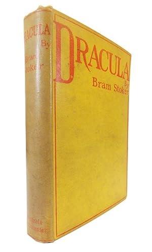 Dracula.: STOKER, Bram (1847-1912).