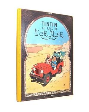 Les Aventures de Tintin. Au Pays De: HERGE [pseud. Georges