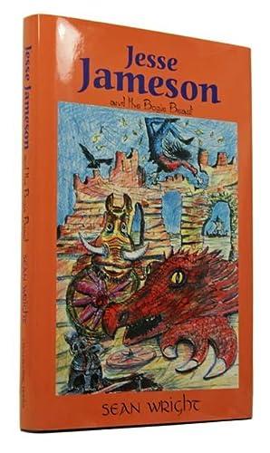 Jesse Jameson and the Bogie Beast.: WRIGHT, Sean (born