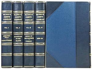 The Works of Joseph Conrad. Including: Almayer's: CONRAD, Joseph (1857-1924).