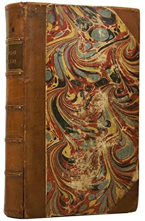 The Life and Adventures of Nicholas Nickleby.: DICKENS, Charles [PHIZ].