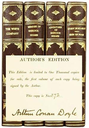 The Works of Arthur Conan Doyle [set: DOYLE, [Sir] Arthur