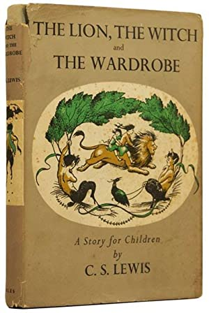 The Lion, The Witch, and The Wardrobe.: LEWIS, C.S. (1898-1963),