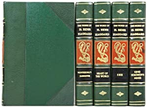 The Works of H. R. Haggard. Including: HAGGARD, H. Rider