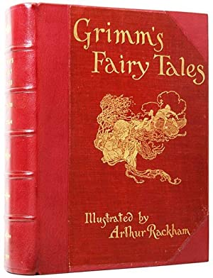 The Fairy Tales of the Brothers Grimm.: RACKHAM, Arthur, illustrator],
